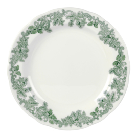 Dinerbord Wreath (26,5 cm.) - Spode Ruskin