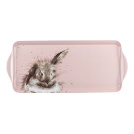 Sandwich Tray (38,5 cm.) - Pimpernel Wrendale Rabbit