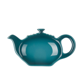 Theetip Deep Teal - Le Creuset