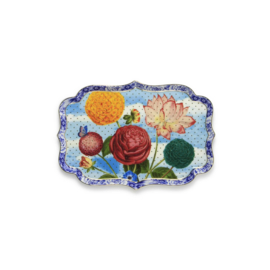 Serveerschotel Royal Flowers (25,5 cm.) - Pip Studio