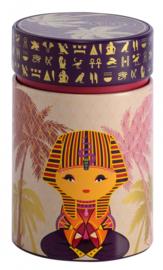 Rond Theeblik Little Egypt Lilac - EIGENart