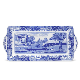 Sandwich Tray (33 cm.) - Spode Blue Italian