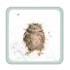 Onderzetters Owl (8) - Pimpernel Wrendale