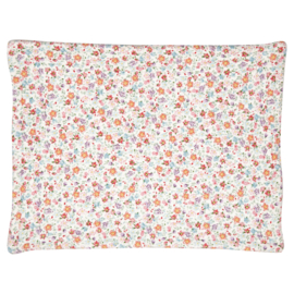 Quilted Placemat Clementine White (46 cm.) - GreenGate