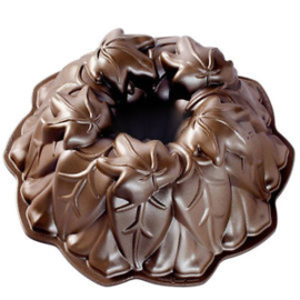 Harvest Leaves Bundt Tulbandvorm - Nordic Ware