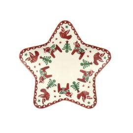 Serveerschaaltje (21 cm.) - Emma Bridgewater Christmas Joy