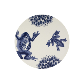 Placemat Circle The Wunderkammer (38,5 cm.) - Royal Delft