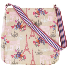 Messenger Bag Paris - Ulster Weavers