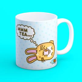 Mok 'Mmm Tea...' - Fuzzballs