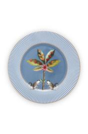 Gebaksbord Blue (17,7 cm.) - Pip Studio La Majorelle
