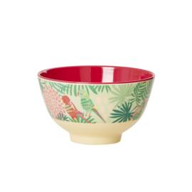 Melamine Schaal Tropical (11,3 cm.) - Rice