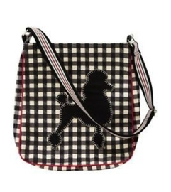 Messenger Bag Poodle Jan Constantine - Ulster Weavers