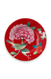 Petit Fourbordje Blushing Birds Red (12 cm.) - Pip Studio