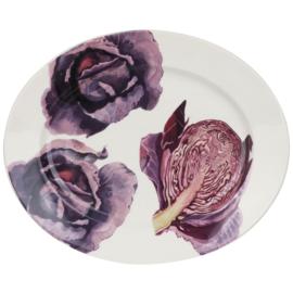 Serveerschotel Red Cabbage (36 cm.) - Emma Bridgewater