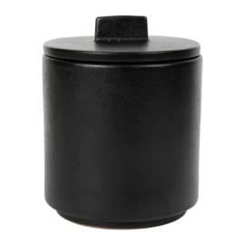 Voorraadpot Denvi Black (17,5 cm.) - Côté Table