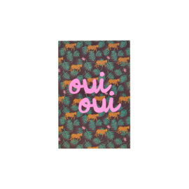 Ansichtkaart Oui Oui - Rice