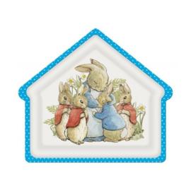 Bord Maison Peter Rabbit (26 cm.) - Petit Jour Paris