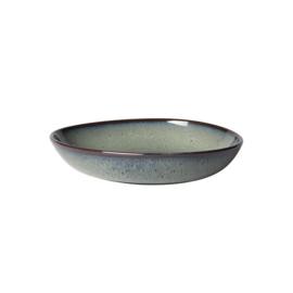 Platte Schaal Lave Gris (22 cm.) - like. by Villeroy & Boch