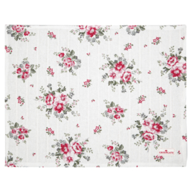 Placemat Elouise White (46 cm.) - GreenGate