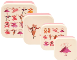 Snack Boxes Dancing Mice - Emma Bridgewater