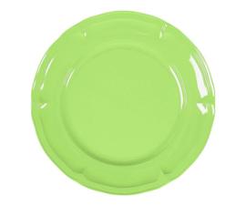 Bord Melamine Pastel Green (22,6 cm.) - Ginger