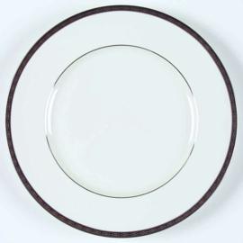 Saladebord (21,5 cm.) - Noritake Cascade Platinum