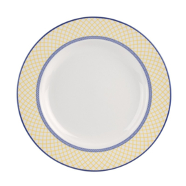 Dinerbord (27 cm.) - Spode Giallo