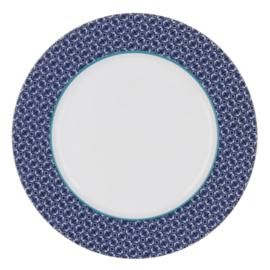 Ontbijtbord Langdon Blue (20,1 cm.) - Portmeirion Ted Baker