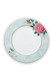 Dinerbord Blushing Birds White (26,5 cm.) - Pip Studio