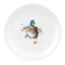 Bord Waddle & a Quack (20,8 cm.) - Wrendale Designs