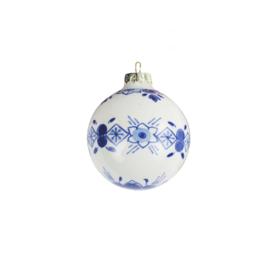Kerstbal (7 cm.) - Royal Delft