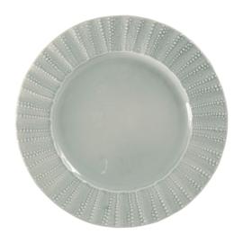 Serveerschotel Posei Grey ( 34,5 cm.) - Côté Table