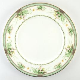 Ontbijtbord (23,3 cm.) - Noritake Toscana Garden