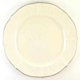 Dinerbord (26,7 cm.) - Noritake Chandon Platinum