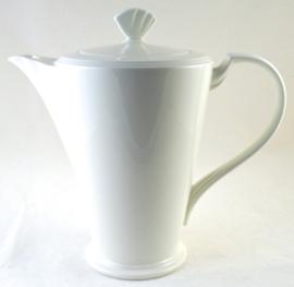 Koffiepot - Noritake White View