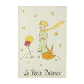 Theedoek Le Petit Prince Fleur (75 cm.) - Coucke