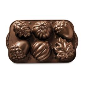 Autumn Treats Bronze Bakvorm - Nordic Ware