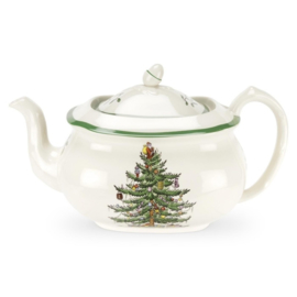 Theepot - Spode Christmas Tree