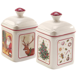 Set 2 Confiturepotten (200 ml.) - Villeroy & Boch Toy's Delight
