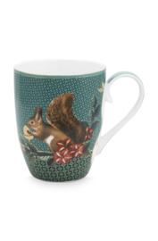 Mok Squirrel L (350 ml.) - Pip Studio Winter Wonderland