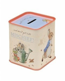 Spaarpot Peter Rabbit - Emma Bridgewater