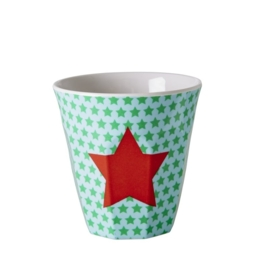 Melamine Beker Star Small - Rice
