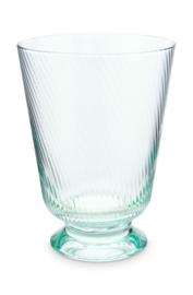 Glas Twisted Blue (360 ml.) - Pip Studio Jolie