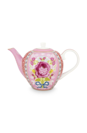 Theepot Pink (1,6 l.) - Pip Studio Early Bird