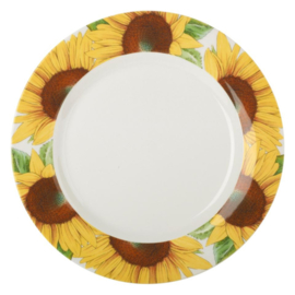Dinerbord Sunflower (28 cm.) - Portmeirion Botanic Blooms