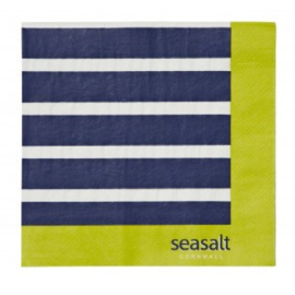 Papieren Servetten Seasalt Sailor Stripe - Ulster Weavers