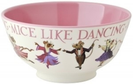 Melamine Schaal Mice Like Dancing - Emma Bridgewater