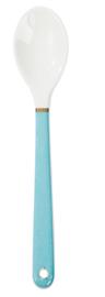 Aardewerk Lepel Blauw (14,5 cm.) - Miss Étoile
