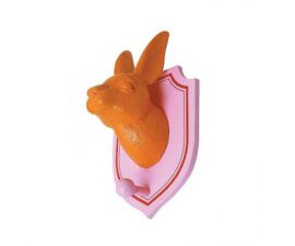 Ophanghaak Rabbit Orange (25 cm.) - Ginger