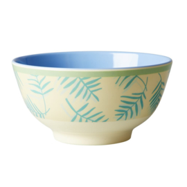Melamine Schaal Palm Leaves (15 cm.) - Rice